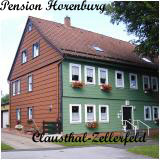 Pension Horenburg, Clausthal-Zfd.